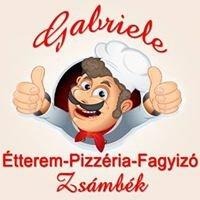 Gabriele Étterem, Pizzéria és Fagylaltozó