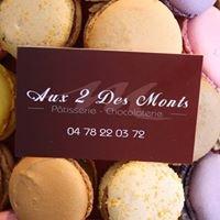 Pâtisserie Chocolaterie Aux 2 Des Monts