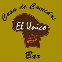 Bar-casa de comidas El unico