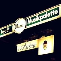 Musikpalette