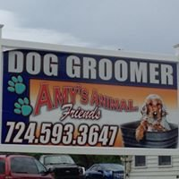 Amy's Animal Friends Professional Pet Grooming
