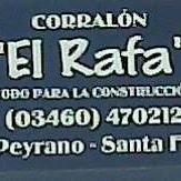"""Corralon """"El Rafa"""""""