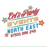 Let's Party Events North East