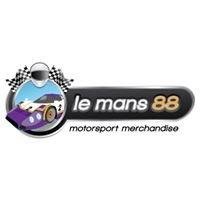 Le Mans 88 Motorsport Merchandise