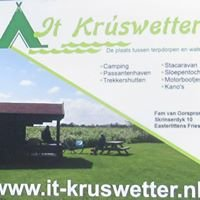 Camping en passantenhaven It Krúswetter