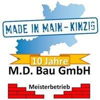 M.D. Bau GmbH   Bauunternehmen