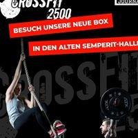 CrossFit 2500