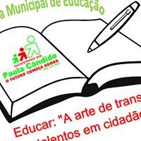 Secretaria Municipal de Educação Paula Cândido