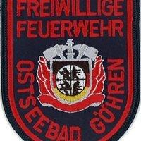 Feuerwehr Ostseebad Göhren