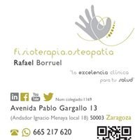 Rafael Borruel Fisioterapia y Osteopatía