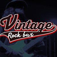 Vintage Rock Bar