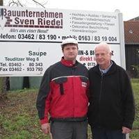 Bauunternehmen Sven Riedel GmbH