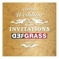 Redgrass Invitations and Stationery