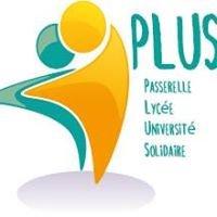 Passerelle Lycée Université Solidaire - PLUS