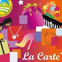 Carte de fidélité du Commerce Murois - La Mure