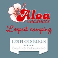 Aloa Vacances - Camping Les Flots Bleus