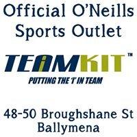 Team Kit Ballymena