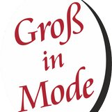 Groß in Mode