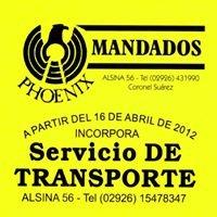 Phoenix - Cadetería y servicio de transporte Cnel. Suárez  B. Blanca