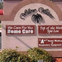 WE CARE For You Home Care Corporation