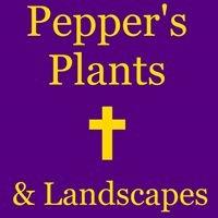 Pepper's Plants