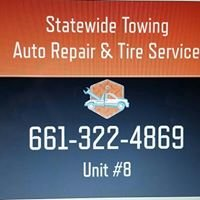 Statewide Towing, Auto Repair and Tire Service