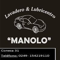 """Lavadero y Lubricentro """"manolo"""""""