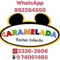 Caramelada Festas Infantis Barra Mansa