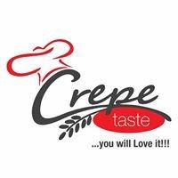 Crepe taste