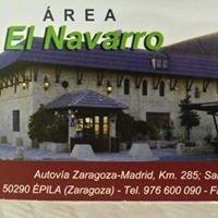 Restaurante El Navarro - Epila (Zaragoza)