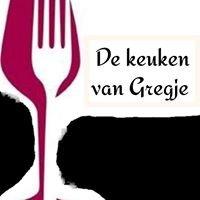 De keuken van Gregje
