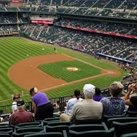 Coors Field-Rockies Game