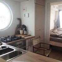 HabiTide mein einzigartiges Eco Hausboot kannst Du mieten