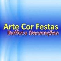 Arte Cor Festas Buffet e Decorações