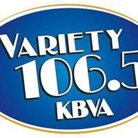 Variety 106.5. 1991-2017