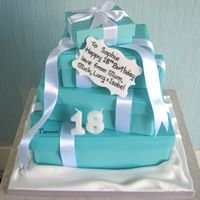 Blackpool Cakes by Sue Summers