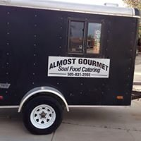 Almost Gourmet Soul Food Truck 505 463-9793
