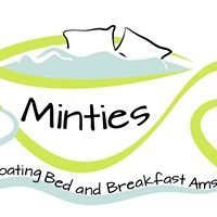 Minties, floating bed and breakfast