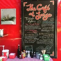 The Cafe at Large