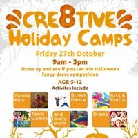 Cre8tive Holiday Camps