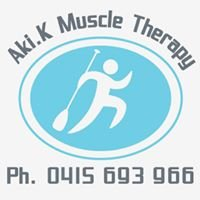 Aki.K Muscle Therapy