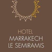 Hôtel Semiramis Marrakech