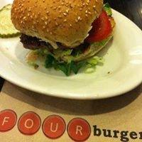 Four Burgers' Grass-fed Beef Burger