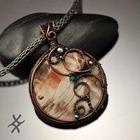 Freia Inguz Artisan Jewelry