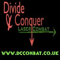 Divide and Conquer Laser Combat