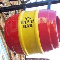 Tapas Bar No 5