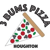 3 Bums Pizza Houghton