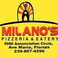 Milano's Pizzeria and Eatery of Ave Maria