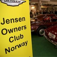 Jensenklubben - Jensen Owners' Club Norway