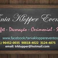 Tania Klopper Buffet, Decoração, Som e Cerimonial de Festas